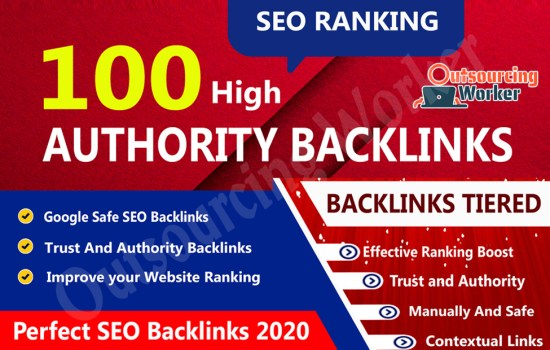 I will Do 100 High PR EDU Backlinks