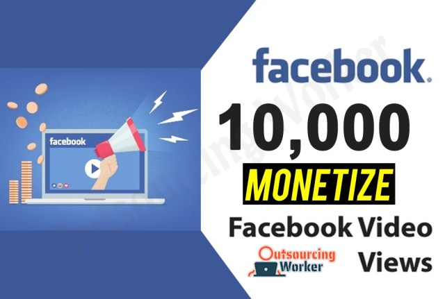 I will Provide Facebook Monetizable Video Views