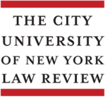 The City University of New York Law Review