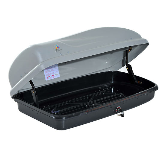 7 CU FT Cargo Box Car Roof Top Carrier Travel Luggage