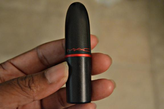 Right now this is my favorite lip color by MAC! Viva Glam I AC5