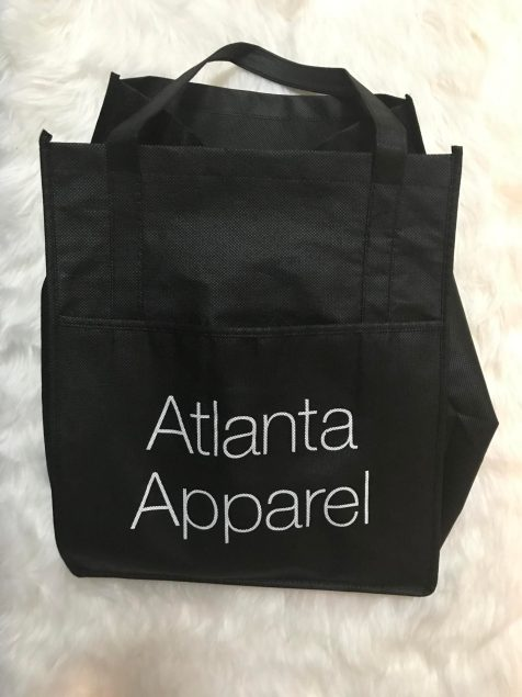 You can never have too many tote bags.