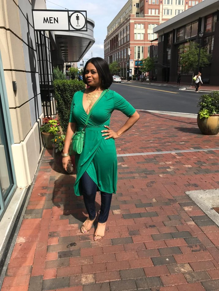 Tondelya Shamley -Origanizer of the Atlanta Fashion Bloggers