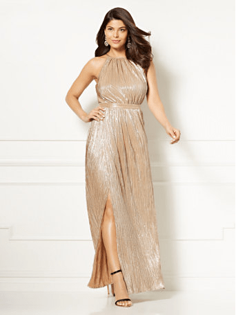 The Daily Find: Eva Mendes Collection – Christelle Maxi Dress
