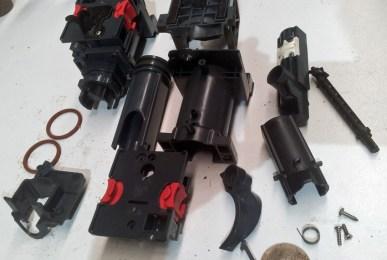 diy delonghi infuser repair
