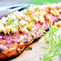 Mexican Corn Salmon