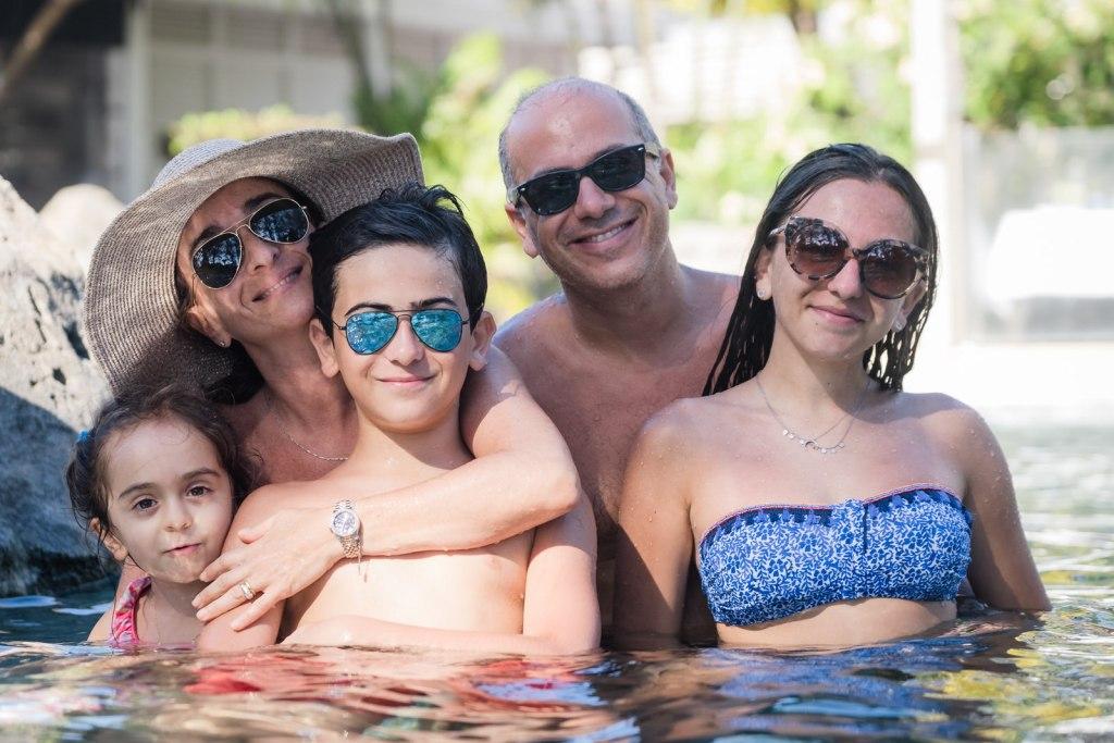 Photographe Famille a la Réunion