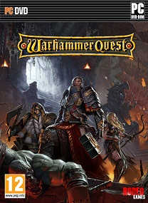 Warhammer Quest-CODEX