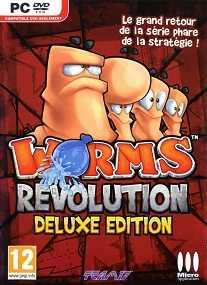 Worms Revolution-FLT