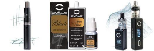 Ovale electronic cigarettes Image