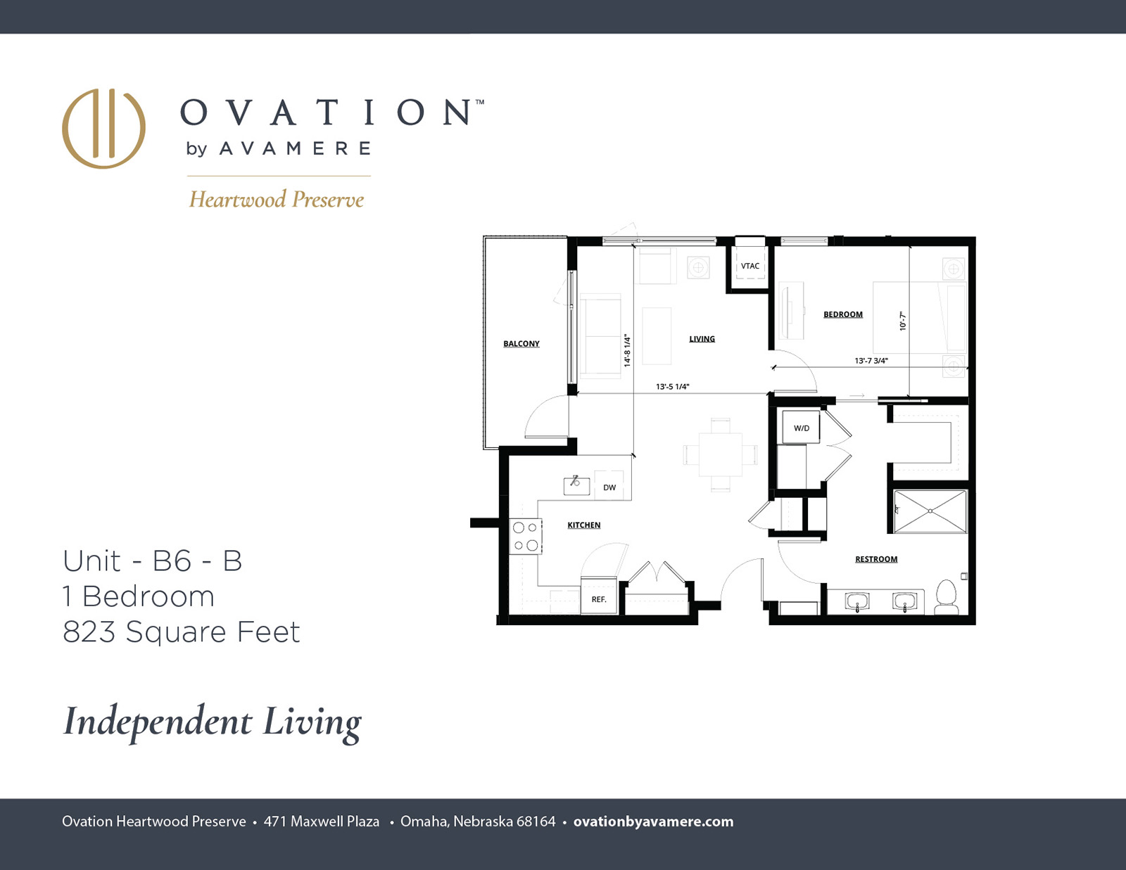 Independent Living | Sycamore | Sold Out