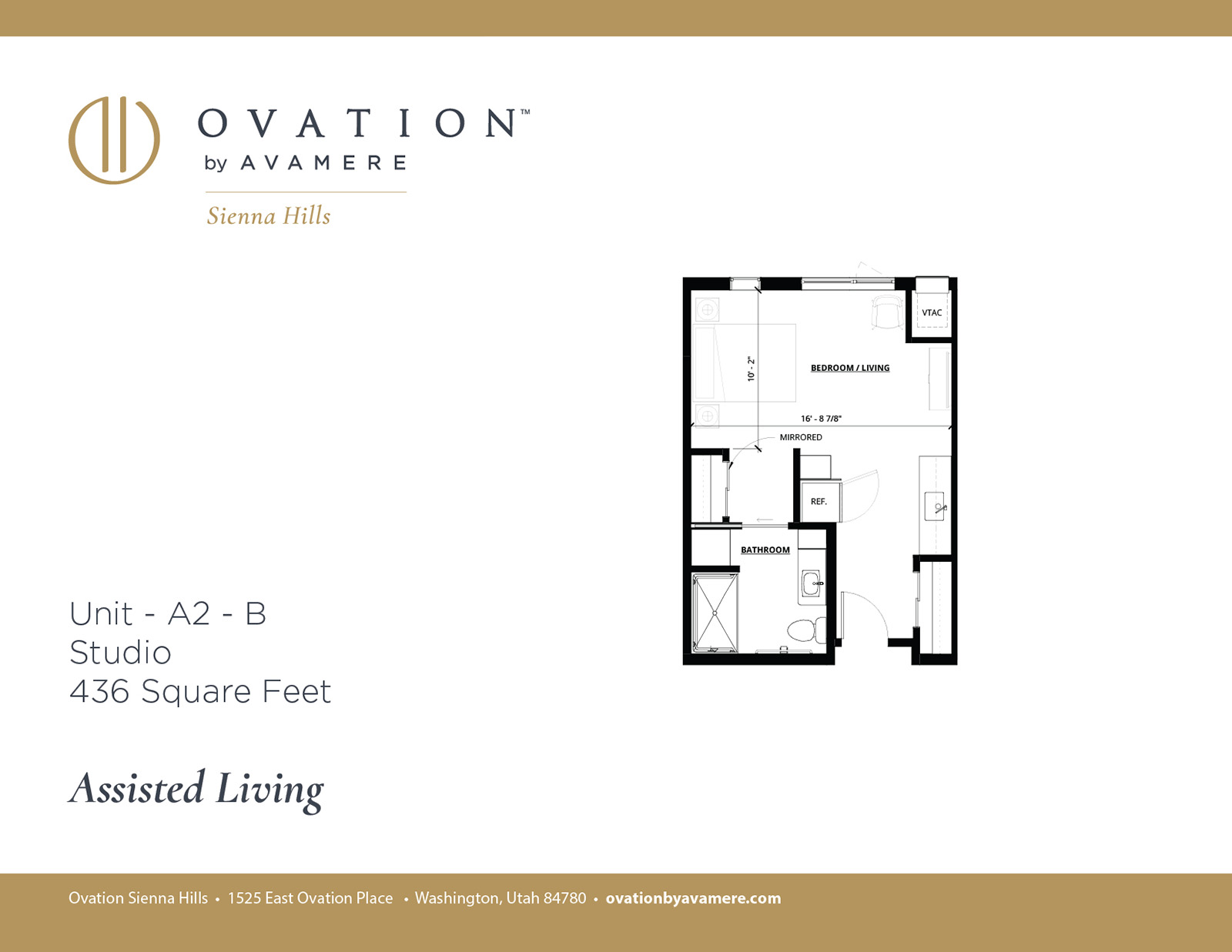 Assisted Living | Studio