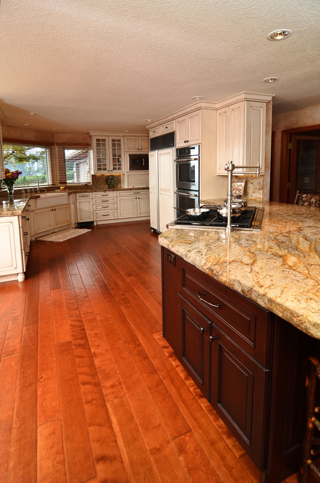 Flooring options -kitchen Ovation Design-Build