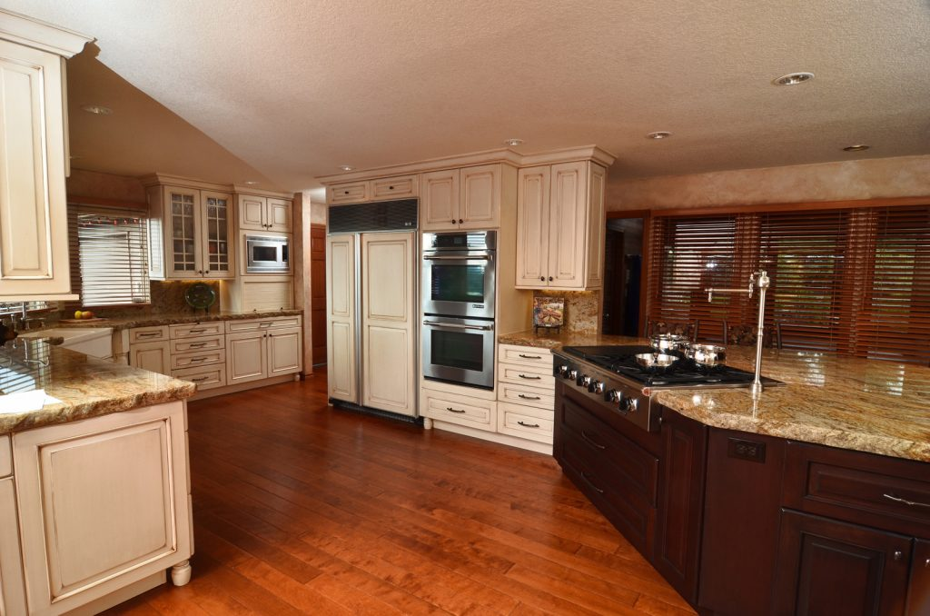 french country kitchen Ovation Design Build remodel