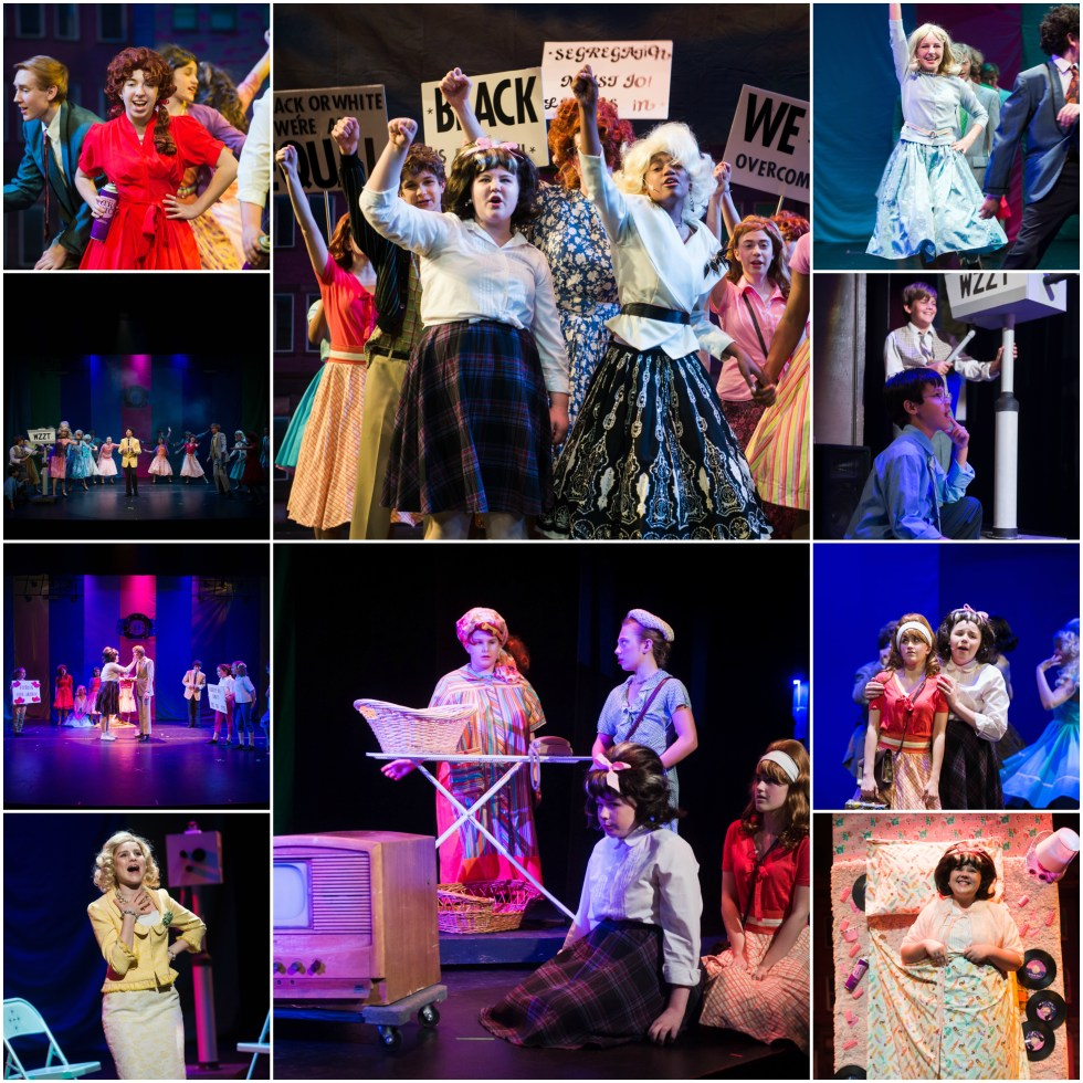 Hairspray Collage