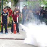 UPF-OVCCA attends SESAM-led fire drill, seminar