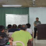 UPF-OVCCA lectures on UPLB traffic rules to PUJ drivers
