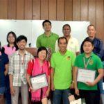 OVCCA holds basic photography training