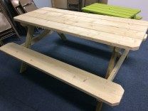 Full Size Picnic Table