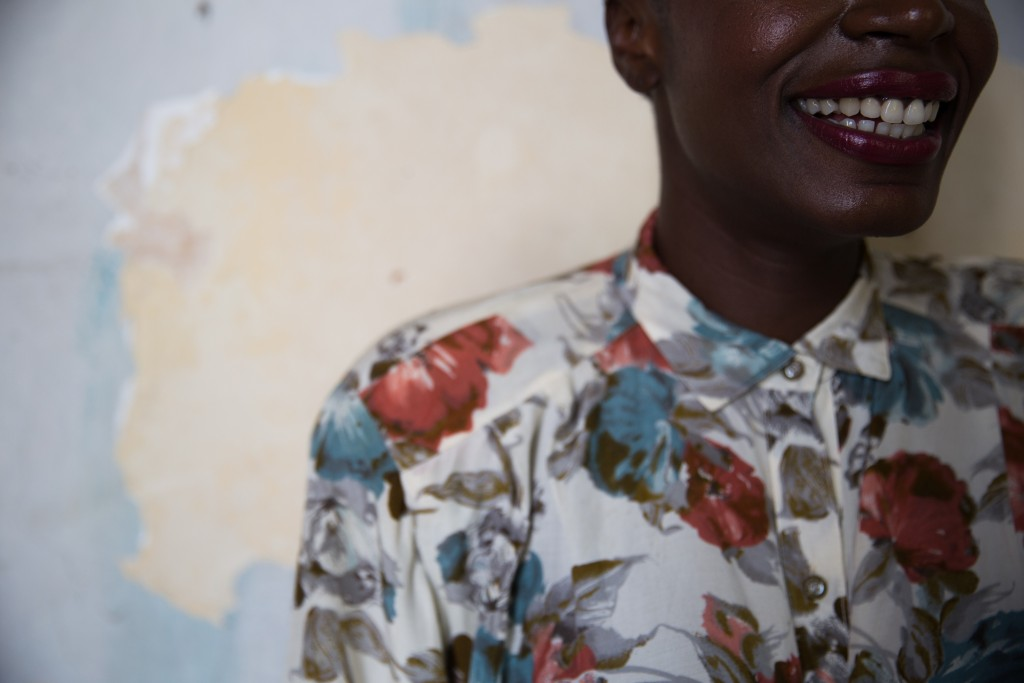 Kbela, o filme   Foto: Alile Dara Onawale. Atriz: Isabel Martins Zua.