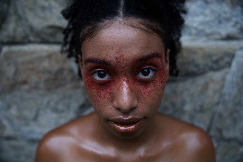 Kbela, o filme   Foto: Alile Dara Onawale. Atriz: Thamyris Capela