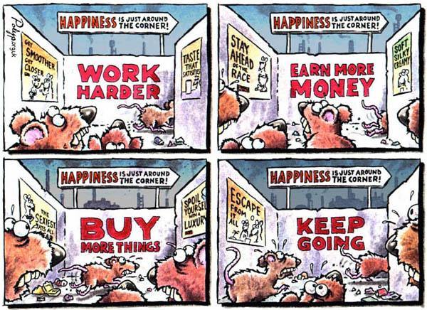 Consumismo/Rat Race