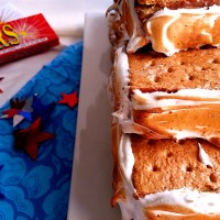 s'mores ice cream sandwiches (you're killing me, smalls!)