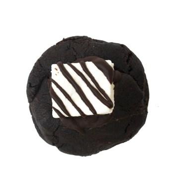 Marshmallow Chocolate Cookie