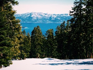 Northstar, Lake Tahoe, snow, ski