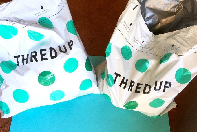 ThredUp is an online consignment site - they will sell gently worn and like new items and donate what they can't sell