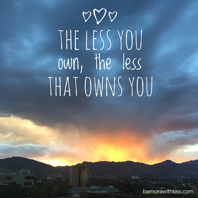 lessyouown