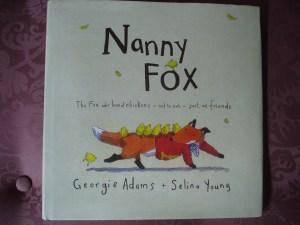 www.over40andamumtoone.com Nanny Fox