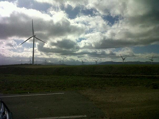 Wind Farms in Andalucia