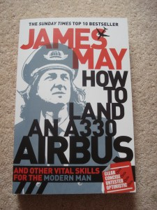 Hilarious book, James May, Presents for Men, A hilarious book from Presents for Men