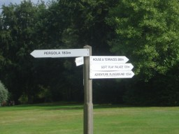 Which way now?