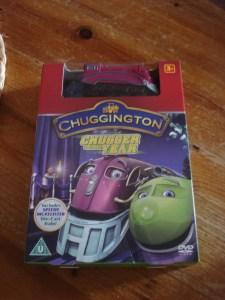 Chugger of the Year DVD, Chuggington