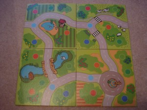 Eco Town Game, Wonderworld, The Toadstool