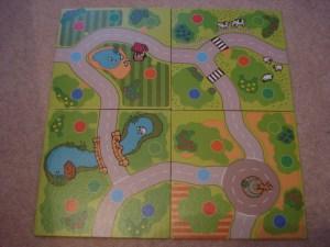 Eco Town Game, Wonderworld, The Toadstool