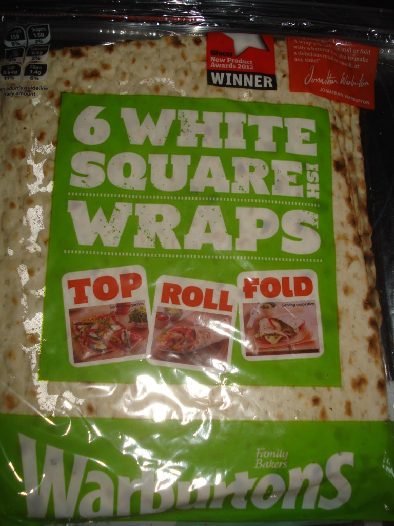 Warburtons Krazy Kitchen Gameshow Warburtons Square Wraps