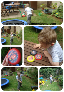 Frisbee fun with #my99psummer, #my99psummer with @99pstoresuk update