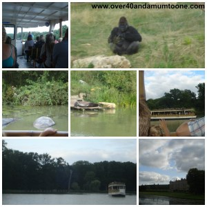 Longleat Wildlife and Adventure Park