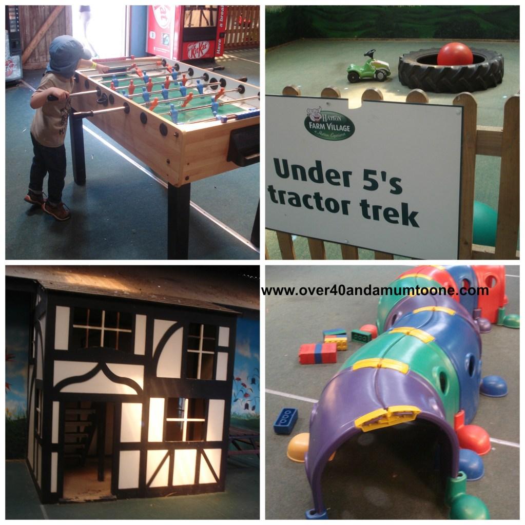 Hatton Country World, Hatton Adventure Farm Under 5s indoor play