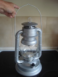 A traditional LED Lantern, John Lewis