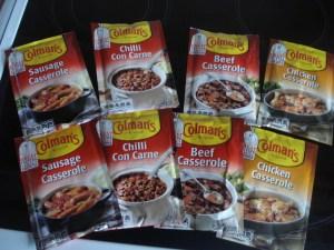 Colman's Cook Once Enjoy Twice challenge