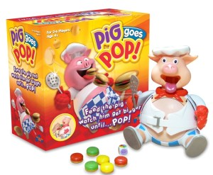 Pig Goes Pop! giveaway