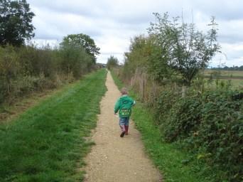 This way Mummy