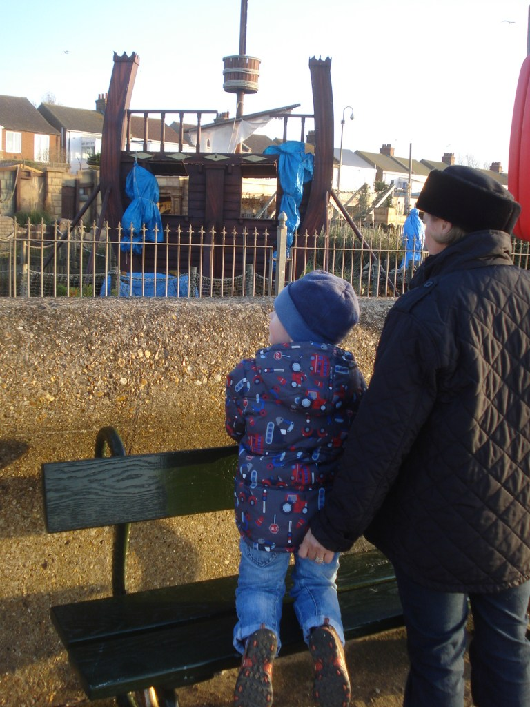 Family time in Norfolk