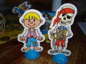 Chimp and Zee Pesky Pirates