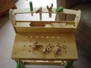 Lumberjack Workbench