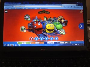 New Chuggington website
